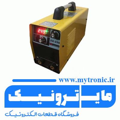 دستگاه جوش 250 آمپری IGBT